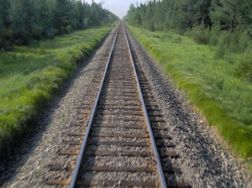 Railroad to Moosonee