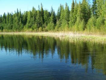 Machesis Lake, Northern Alberta