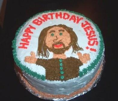 Jesus Birthday Cake Images : Happy Birthday Jesus   Adventures with Teresa