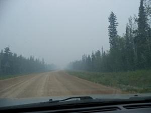 smoky drive