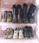 my footwear