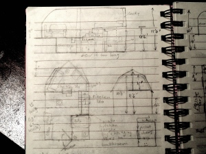My own take on a gooseneck trailer design