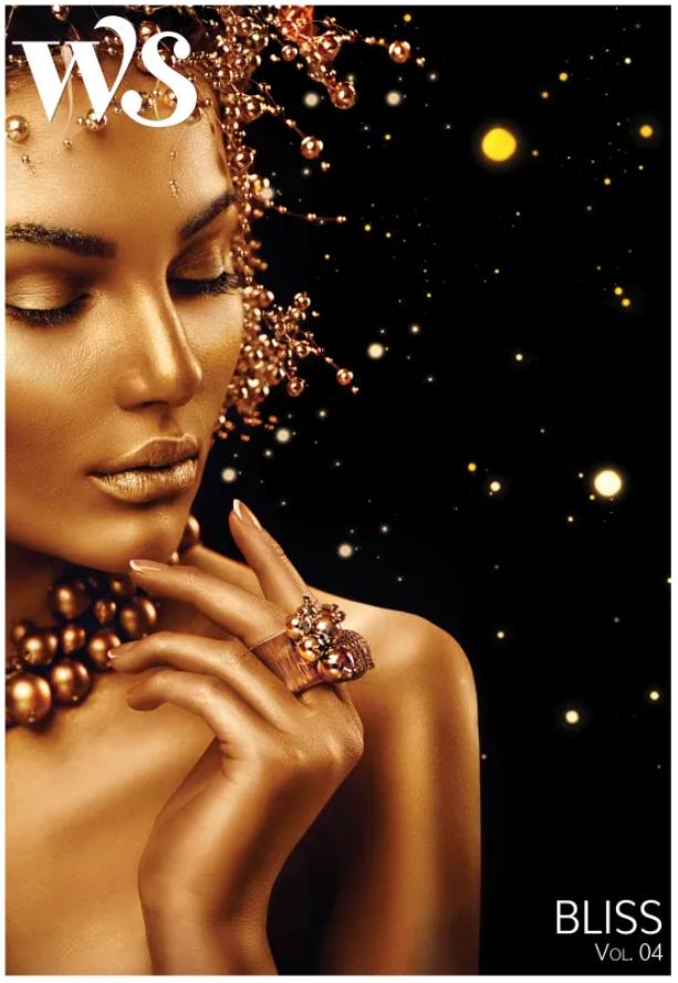 Bliss Womanscape magazine